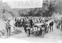 Aston Martin Shelsley Walsh 1924 Miss Pink